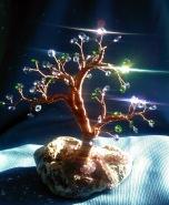 copacel cu cristale swarovski4
