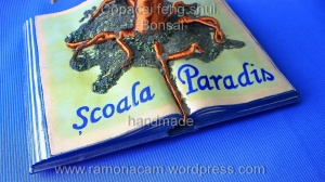 Copacul Paradis - detaliu
